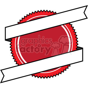 crest logo template 012 clipart. Commercial use image # 384841