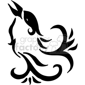 wild bird 086 clipart. Royalty-free image # 385433