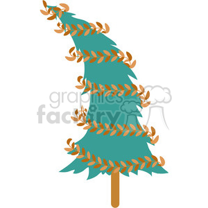 Christmas Tree 05 clipart clipart. Commercial use image # 388007