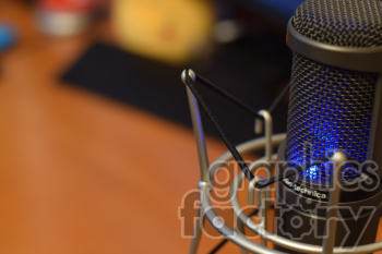 audio mic photo. Royalty-free photo # 391105