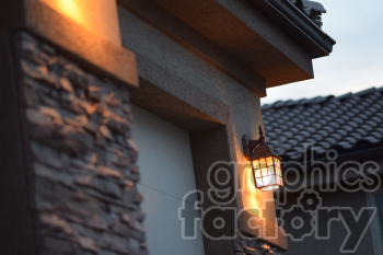 exterior lights clipart. Royalty-free image # 391165