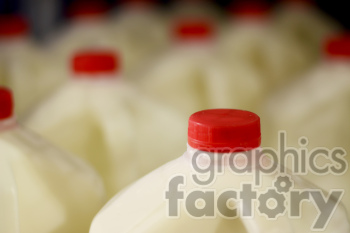 gallons of milk photo. Royalty-free photo # 391225