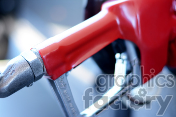 gas nozzle photo photo. Royalty-free photo # 391325