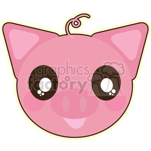cartoon character characters funny cute animal pig pigs pink
