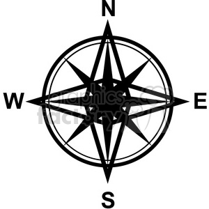 Compass clipart. Royalty-free icon # 371420