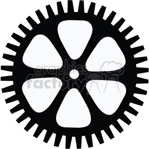 Gear 12 clipart. Royalty-free image # 394088