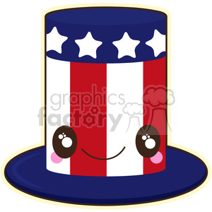 4th Of July clipart. Commercial use image # 394609