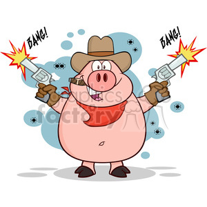 cartoon funny animal animals pig