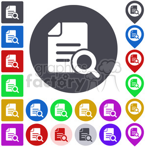 file icon pack clipart. Commercial use image # 397312