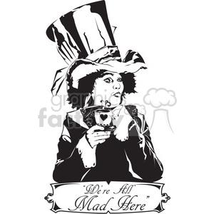 alice+wonderland mad+hatter adventures character
