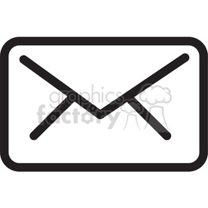 email icon clipart. Commercial use image # 398369