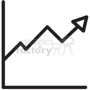 profits up vector icon clipart. Royalty-free icon # 398687