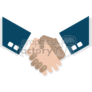 hand people hands flat+design partner agreement business handshake