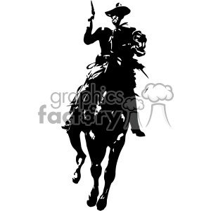 cowboy cowboys western country frederic+remington art horse black+white