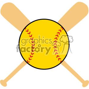softball svg cut file