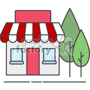 Cafe clipart. Royalty-free image # 403901