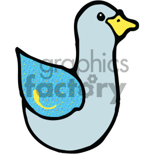 cartoon clipart bird 005 c clipart. Commercial use image # 404750