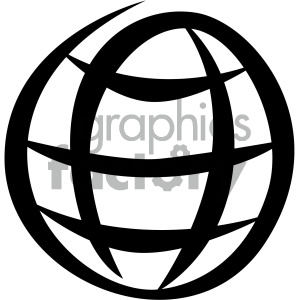 global vector flat icon clipart. Royalty-free image # 405843
