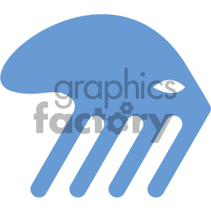 octopus vector icon art clipart. Commercial use image # 405896