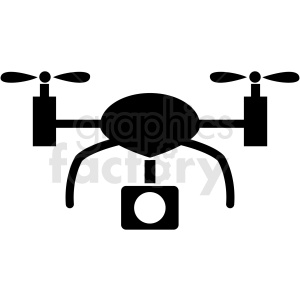 drone tech icon clipart. Royalty-free image # 406165