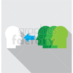 social media with square background icon clip art clipart. Commercial use image # 406602