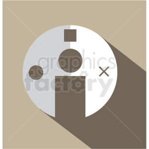 ambient technology vector icon clip art clipart. Royalty-free image # 406628