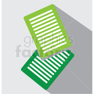 documents icon clip art clipart. Commercial use image # 406653