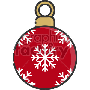 Christmas ornament christmas icon clipart. Commercial use image # 407308