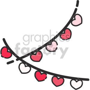 valentines valentines+day icon decoration banner heart love