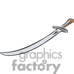 sword animation. Royalty-free animation # 173744
