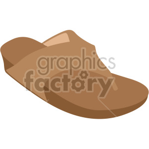 flip flop clipart. Commercial use image # 408164