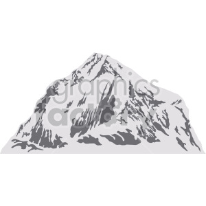 mountain scene clipart. Royalty-free image # 408313
