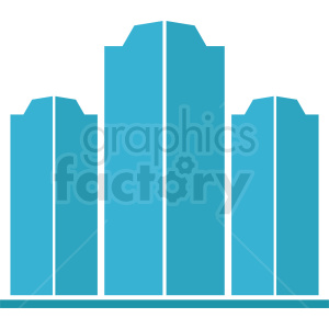 building vector icon clipart. Royalty-free image # 408570