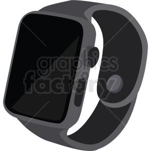 smart watch no background clipart. Royalty-free image # 409463