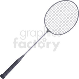 badminton racket vector clipart clipart. Royalty-free image # 409538