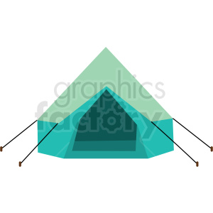 yurt tent vector clipart clipart. Royalty-free image # 409594