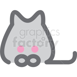 mouse vector icon clipart clipart. Royalty-free image # 409683
