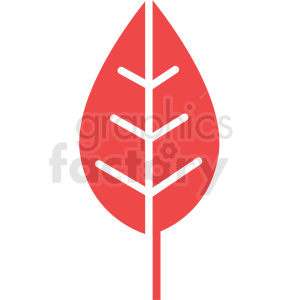 leaf icon art clipart. Royalty-free image # 409890