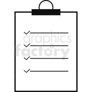 to do list journal entry clipart clipart. Commercial use image # 410455