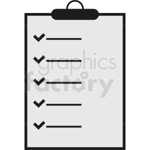 to do list clipart clipart. Commercial use image # 410464
