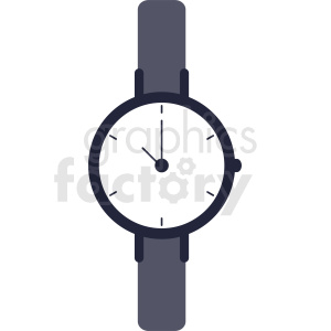 wrist watch clipart clipart. Royalty-free image # 410817