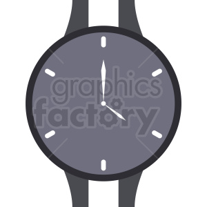 watch face vector clipart clipart. Royalty-free image # 410838