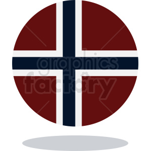 Norway icon clipart. Royalty-free image # 411104
