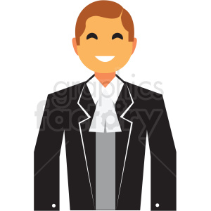 server flat icon vector icon clipart. Royalty-free image # 411297