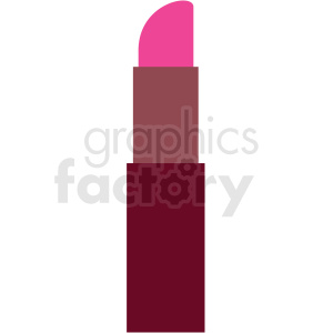 lipstick vector clipart clipart. Royalty-free image # 411669