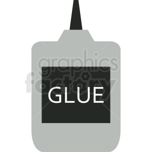 glue bottle clipart icon clipart. Royalty-free image # 411841