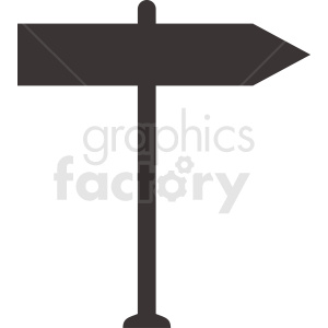 path sign clipart design clipart. Commercial use image # 412064