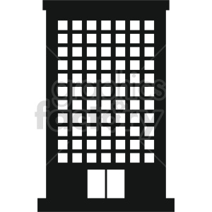 office building vector clipart 5 clipart. Commercial use image # 413483