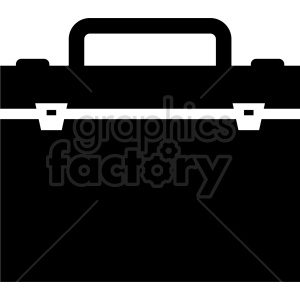 briefcase vector clipart 5 clipart. Commercial use image # 413493