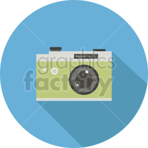 camera vector graphic 2 clipart. Commercial use image # 413613